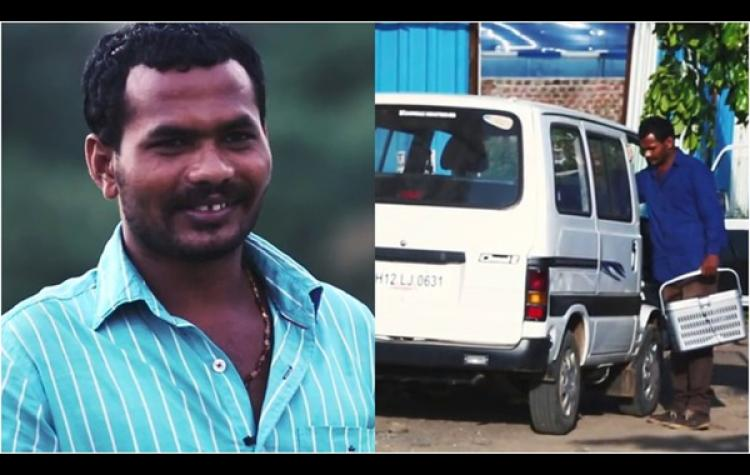 Indian Man Saves for 10 Years, Buys an Ambulance to Rescue Stray Dogs